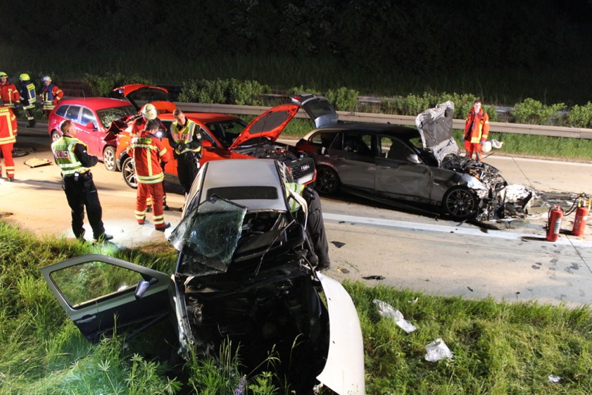 Unfall A93 Heute Regenstauf