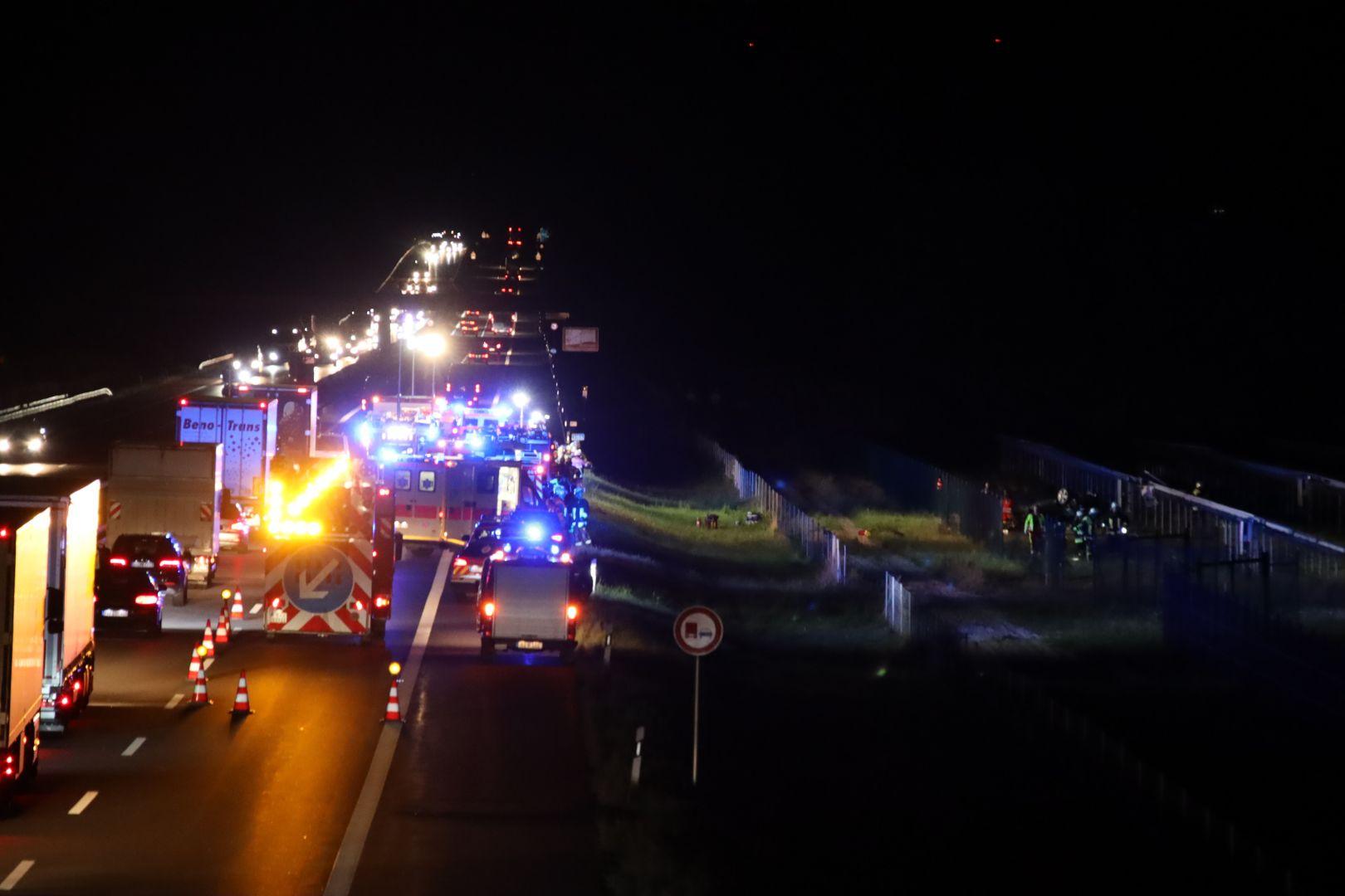 Unfall Kelheim Europabrücke